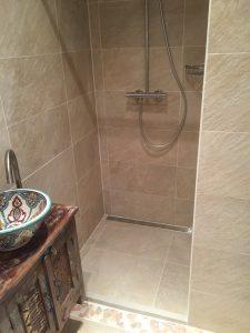 Badkamer verbouwing compleet