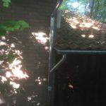Regenpijp en dakgoot